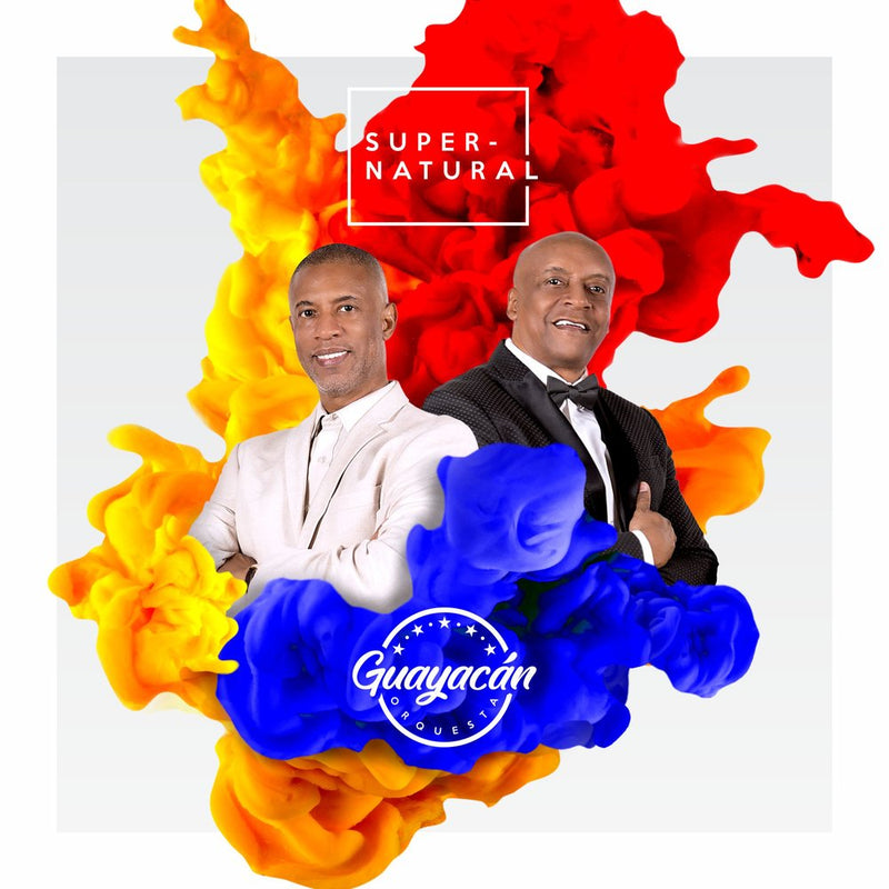 CD Guayacán Orquesta - Super Natural