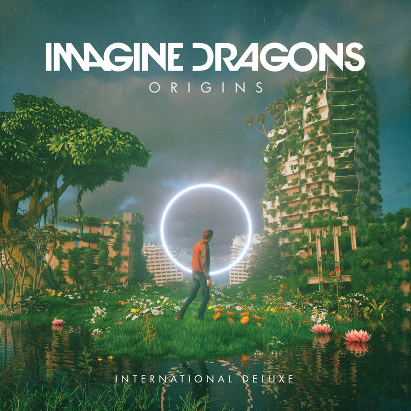 CD Imagine Dragons ‎– Origins