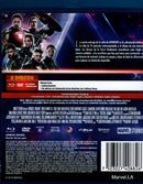 BLU-RAY+DVD AVENGERS END GAME