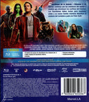 BLU-RAY GUARDIANES DE LA GALAXIA VOL 2