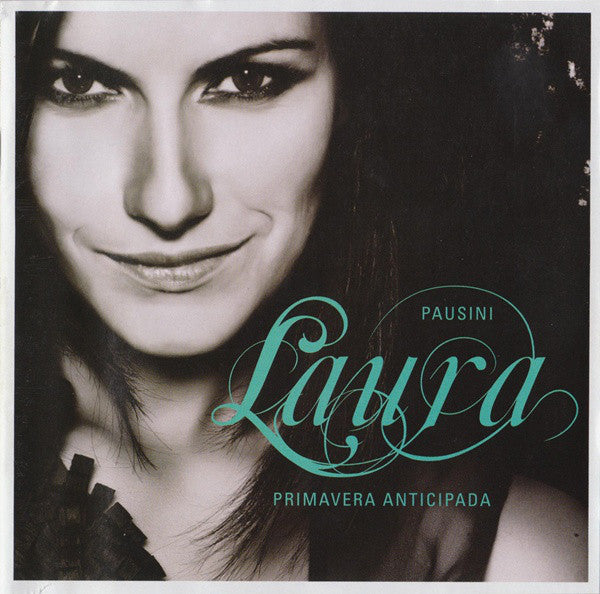 LAURA PUSINI - PRIMAVERA ANTICIPADA / CD