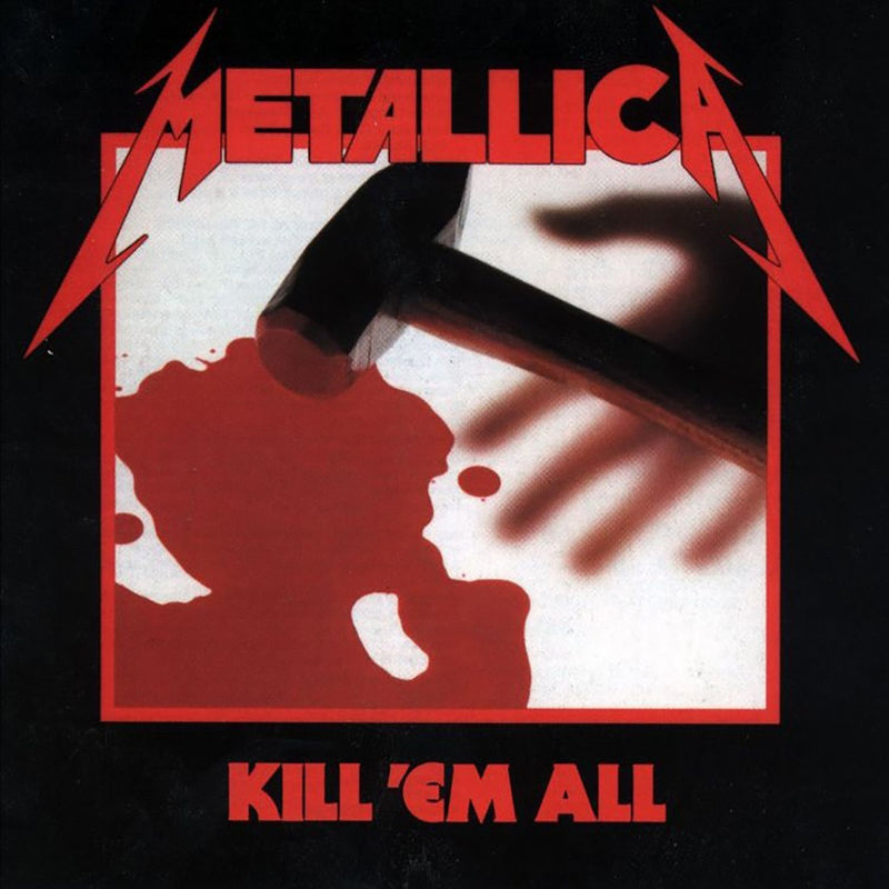 LP Metallica ‎– Kill 'Em All
