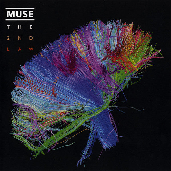 MUSE - THE 2ND LAW / CD