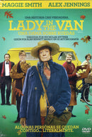 DVD LADY IN THE VAN UNA DAMA SOBRE RUEDAS