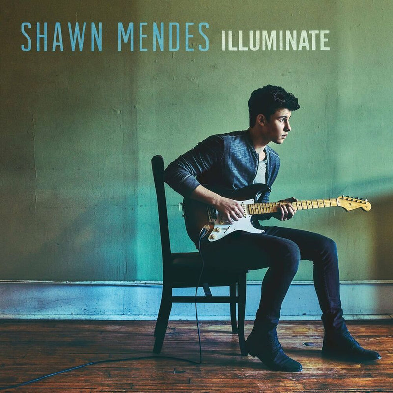 CD Shawn Mendes ‎– Illuminate