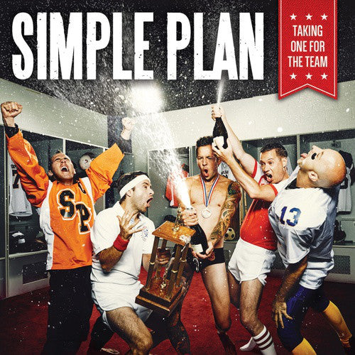 SIMPLE PLAN  - TAKING ONE FOR THE TEAM / CD