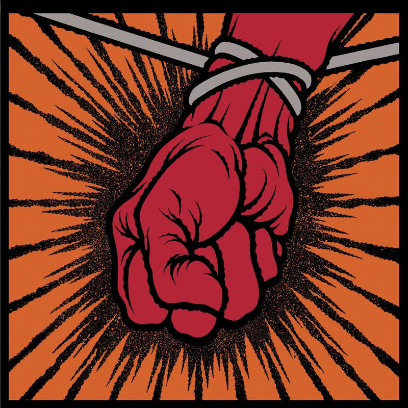 LP Metallica ‎– St. Anger