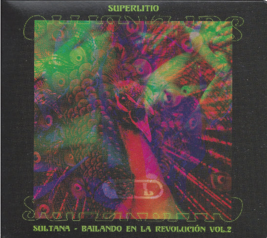 SULTANA-BAILANDO EN LA REVOLUCION VOL 2 SUPERLITIO