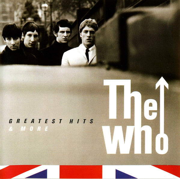THE WHO - GREATEST HITS & MORE / CD