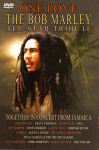 VARIOUS ‎– ONE LOVE - THE BOB MARLEY ALL-STAR TRIBUTE