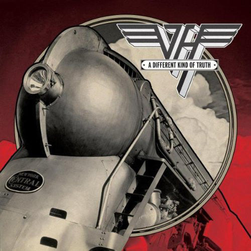 VAN HALEN - A DIFFERENT KIND OF TRUTH/ CD+DVD