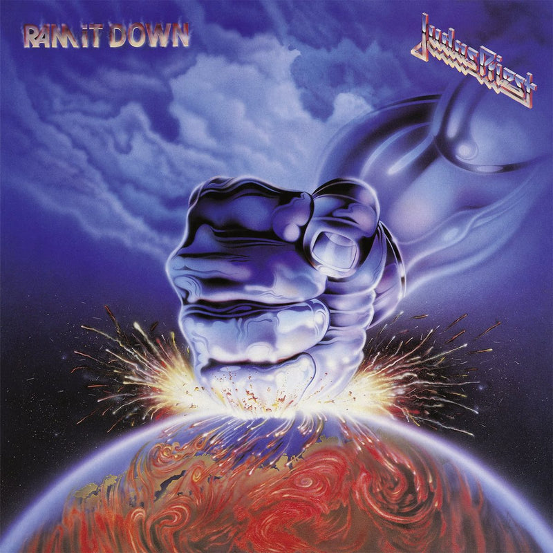 LP RAMIT DOWN JUDAS PRIEST