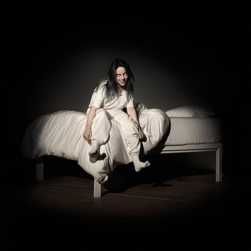 CD Billie Eilish ‎– When We All Fall Asleep, Where Do We Go?