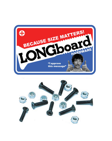 Shorty's Longboard Hardware
