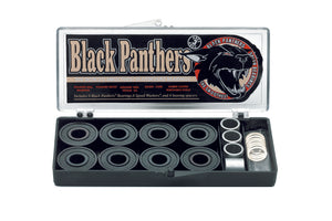 Black Panthers Bearings Abec 3