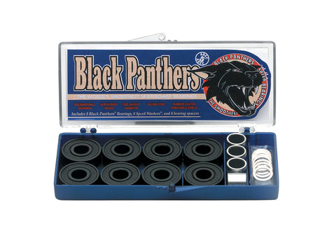 Black Panthers Bearings Abec 5