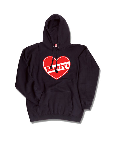 Shorty's Heart Logo Hooded Pullover