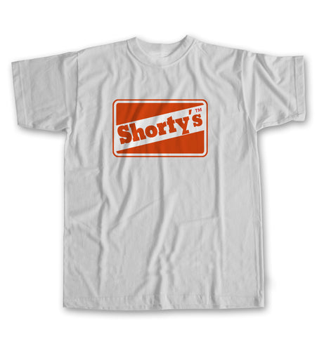 Shorty's OG Logo Short Sleeve T-shirt (Limited Orange/Red OG Logo)