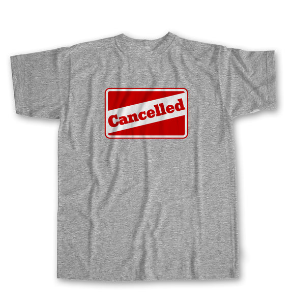 NEW Shorty's Cancelled Short Sleeve T-shirt