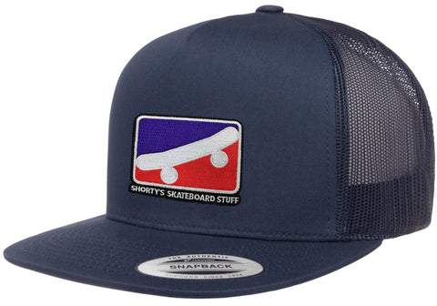 NEW! Shorty's Skate Icon Logo Snapback Hat