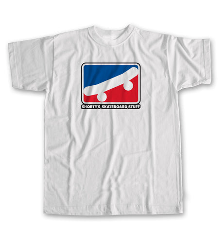 Shorty's Skate Icon Logo Short Sleeve T-shirt