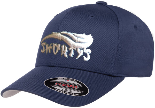 Shorty's Eyebrow YOUTH FlexFit hat