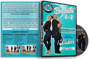 Bachata A-Z (Advanced) Lessons [Online Course]
