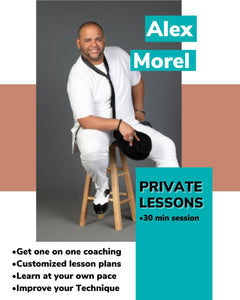 Online Private with Alex Morel