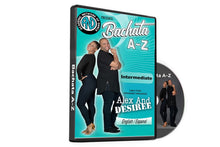 Load image into Gallery viewer, Bachata A-Z (Intermediate) Lessons [Online Course]
