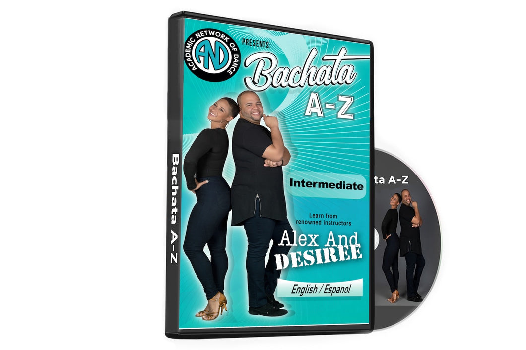 Bachata A-Z (Intermediate) Lessons [Online Course]