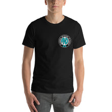 Load image into Gallery viewer, AND WW RALEIGH Short-Sleeve Unisex T-Shirt