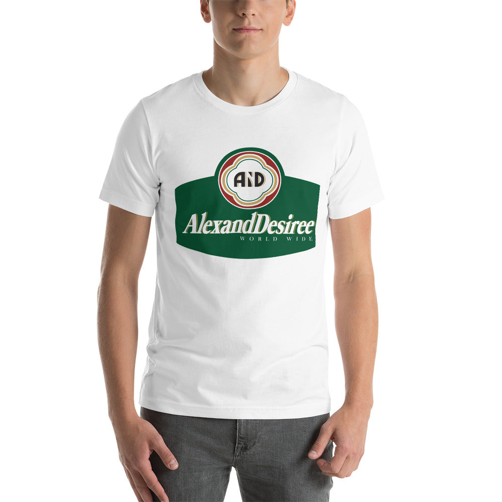 AnD Presidente Short-Sleeve Unisex T-Shirt