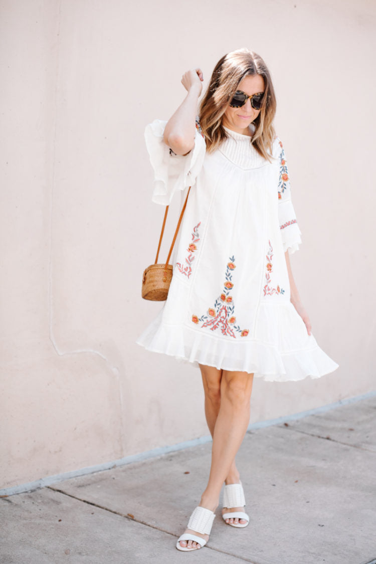 THE MOST POPULAR BOHO DRESS OF THE SEASON