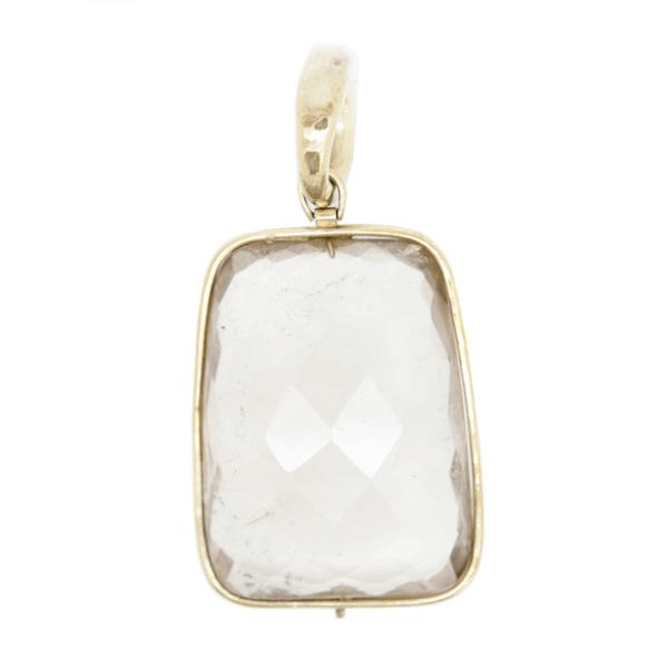 Vaubel Designs Quartz Charm
