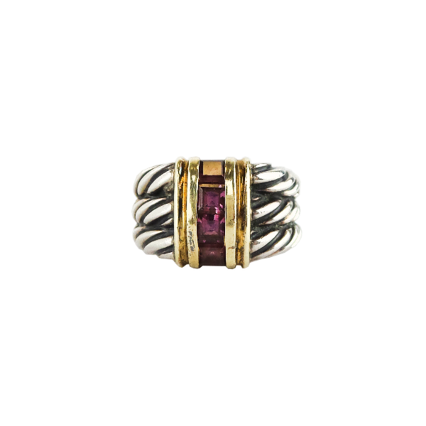 David Yurman | Garnet Ring