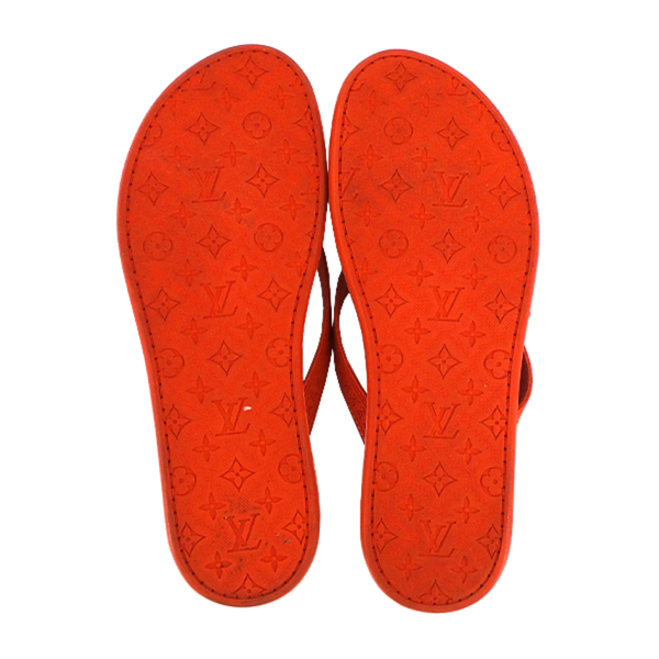 Louis Vuitton | Monogram Flip Flops