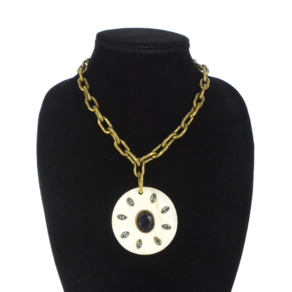 Ashley Pittman | Alasiri Pendant Necklace