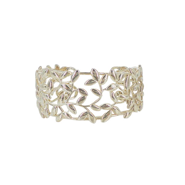 Tiffany & Co | Olive Leaf Cuff