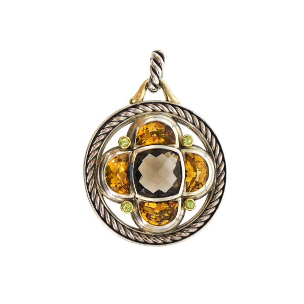 David Yurman | Renaissance Pendant Enhancer