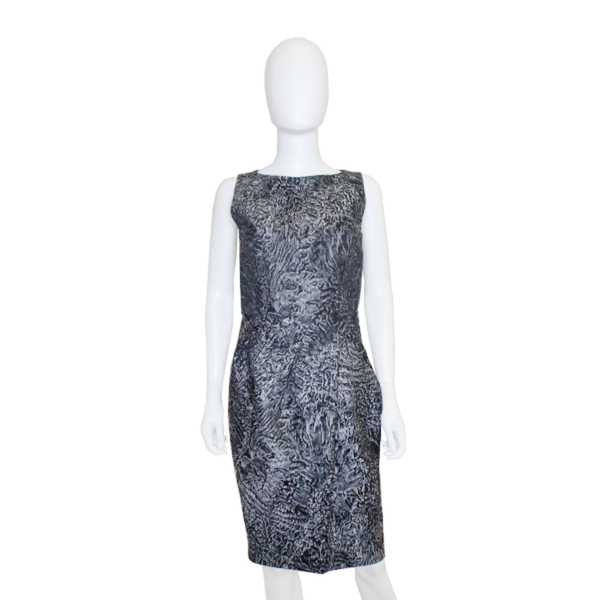 Michael Kors | Gray Sheath Dress