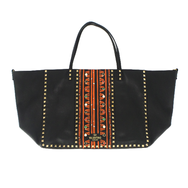 Valentino | Tribal Rockstud Tote Bag