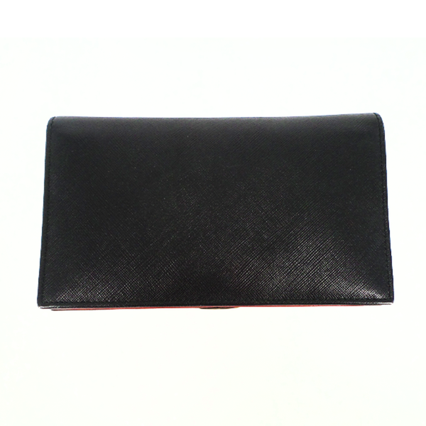 Salvatore Ferragamo | Black Continental Wallet