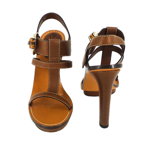 Gucci | Bamboo Accent Sandals