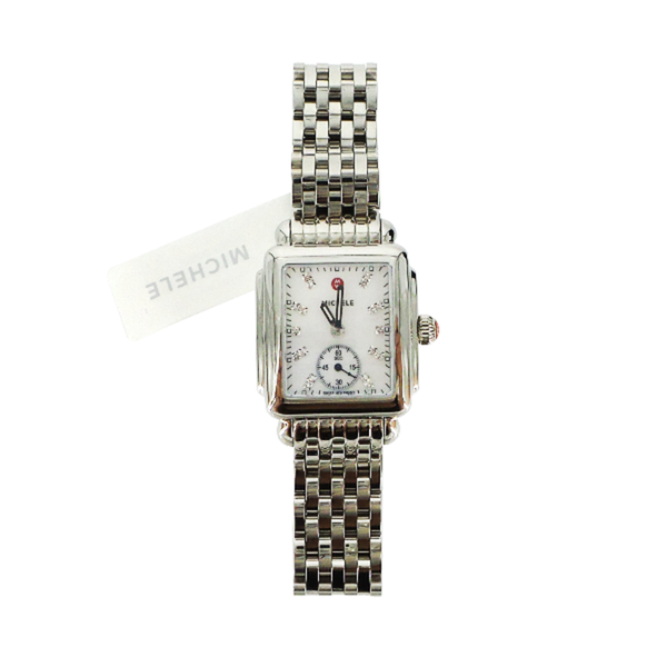 Michele | Diamond Deco Watch