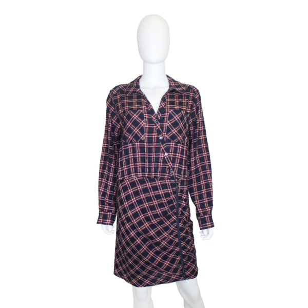 Veronica Beard | Plaid Karen Dress