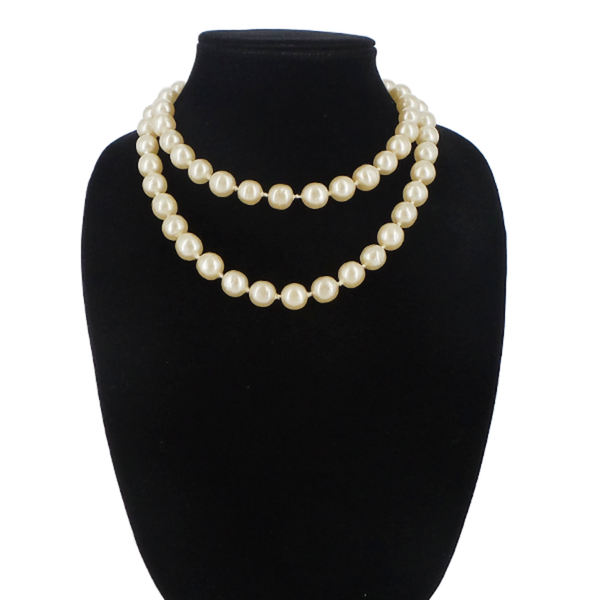 Chanel | Faux Pearl Necklace