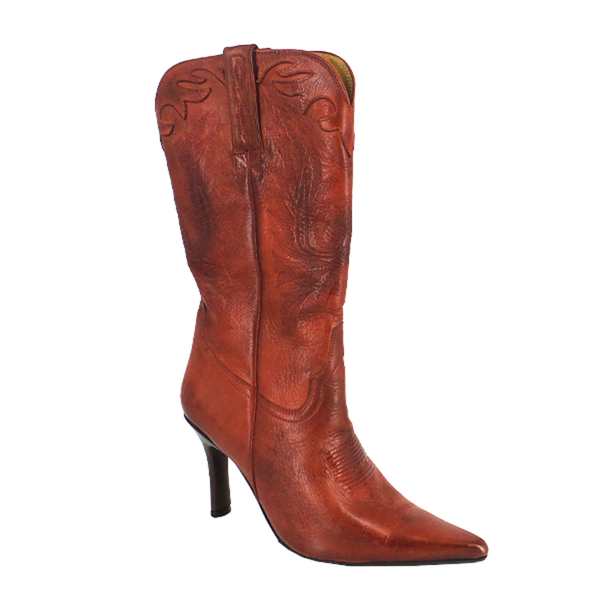 Charlie Horse | Red Cowboy Boots