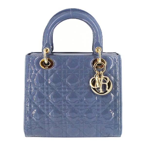 Christian Dior | Patent Lady Dior Bag