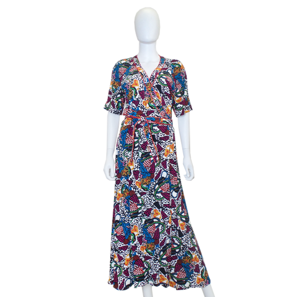 Veronica Beard | Abstract Print Dress