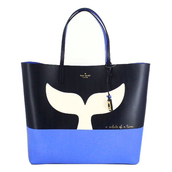 Kate Spade | Off We Go Whale Len Tote